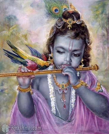 Sacred Chants of Krishna.