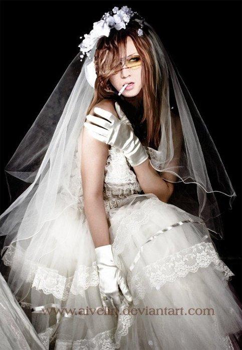 ...невеста.