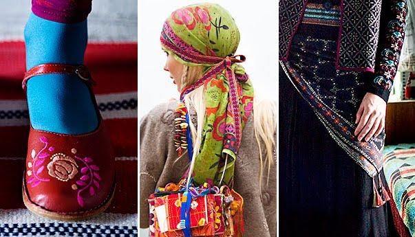 свой цитатник или сообщество!  Этно-стиль в одежде. http...
