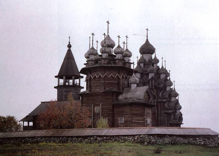 Самый активный взлет деревянного зодчества на Руси пришелся на 17 век.  В то время это был основной строительный...
