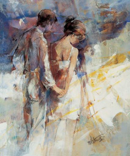 Willem Haenraets Любовь и нежность