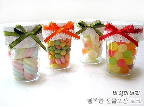 Как красиво упаковать сладкие подарки