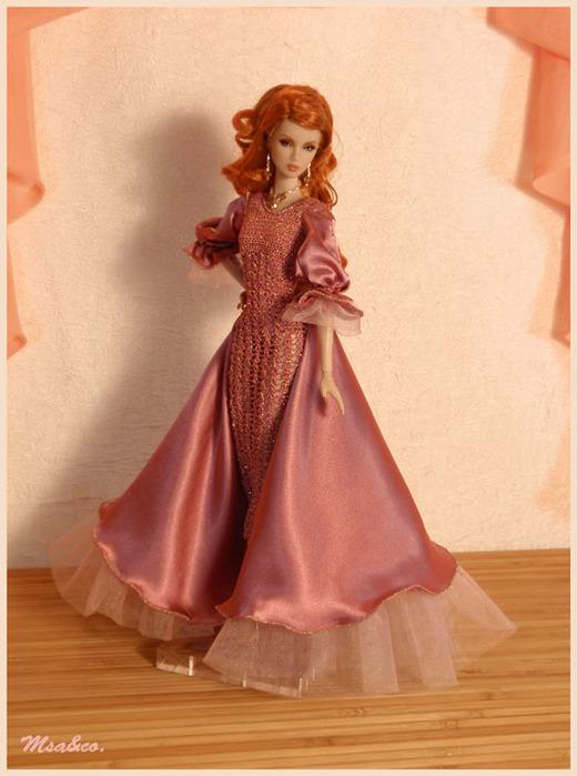 Старинные Платья Барби