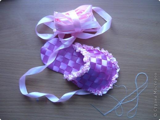 Плетение из ленточек - Делаем фенечки своими руками.