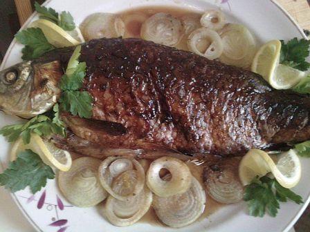 Буффало рыба рецепты с фото