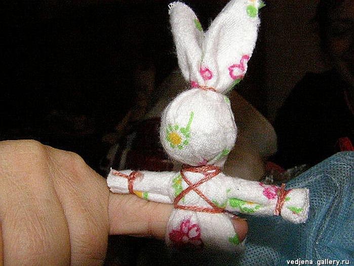 Кукла заяц своими руками фото