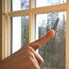 Как сделать так чтобы не потели пластиковые окна изнутри