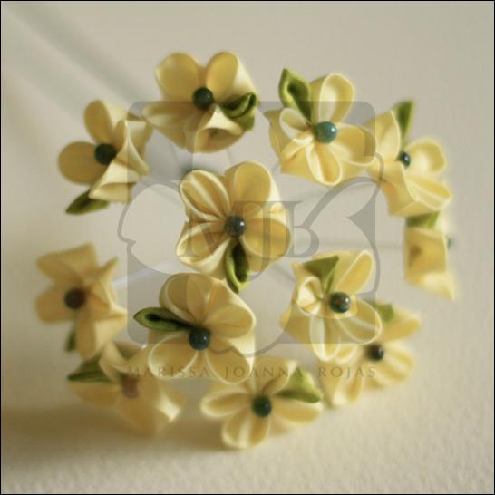 сумка оригами из ткани мк.