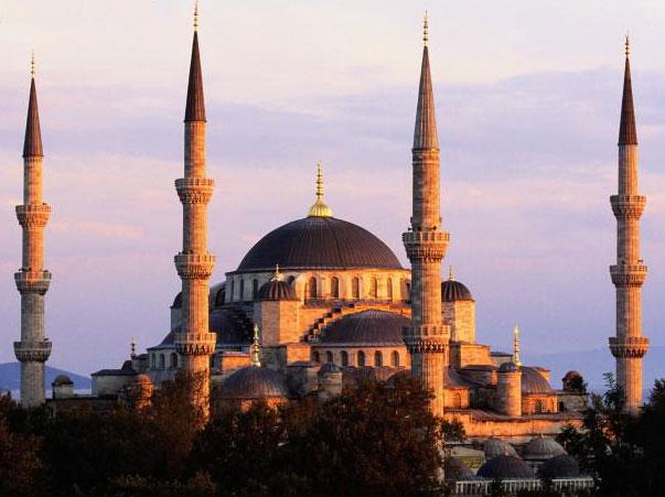 Мечеть, минарет, джума мечеть