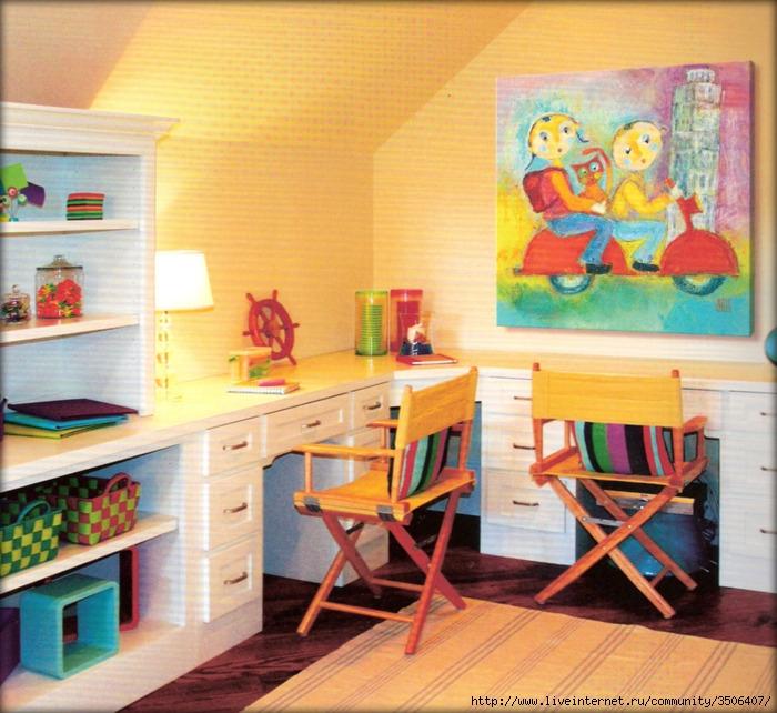 Картины для детской комнаты фото