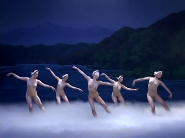 Эротический балет лебединое озеро