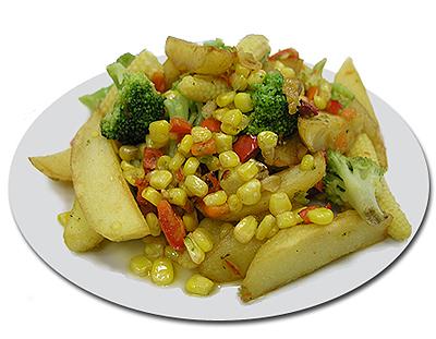 Блюда из свежей капусты быстро