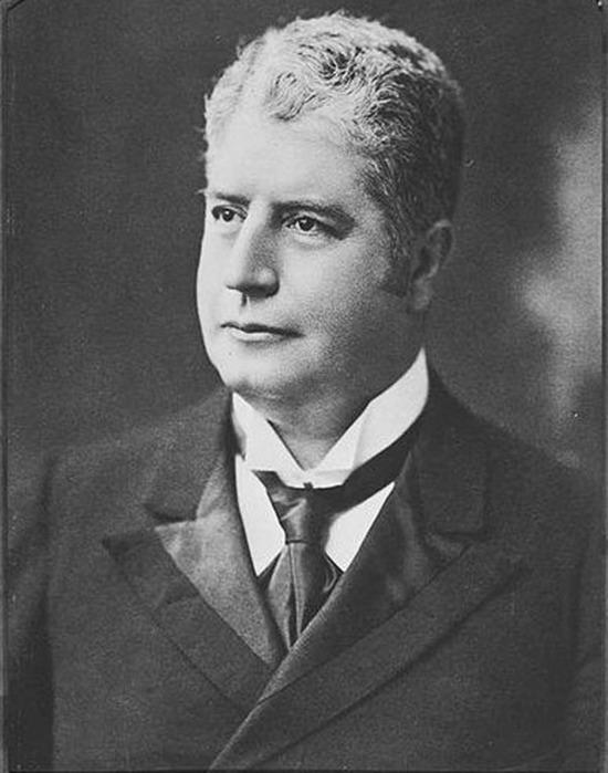 1849 Эдмунд Бартон (Edmund Barton) премьер-министр Австралийского Союза. Р