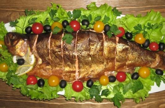 блюдо из рыбы фото блюдо из рыбы фото.