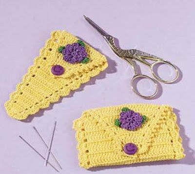 Безделушки вязание крючком
