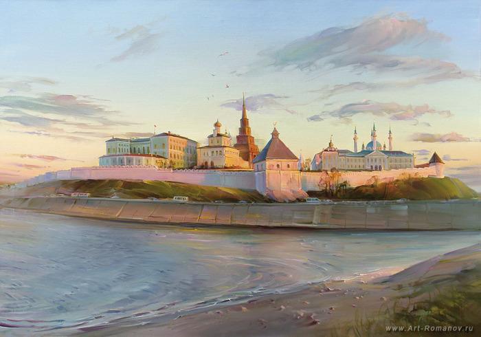 С 1922 по 1992 год Казанский Кремль продолжал выполнять свое предназначение как административный центр Татарской...