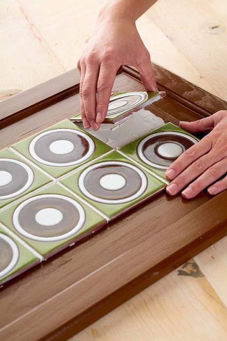 Поэтому пр. Как сделать клей для плитки.