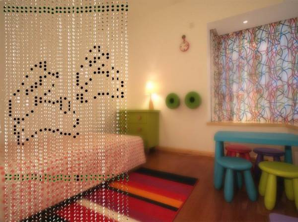 Классический стиль прованс и роскошный арт-деко стиль подчеркнут шторы...