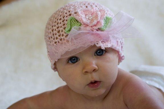 Схемы Вязания Детских Шапок