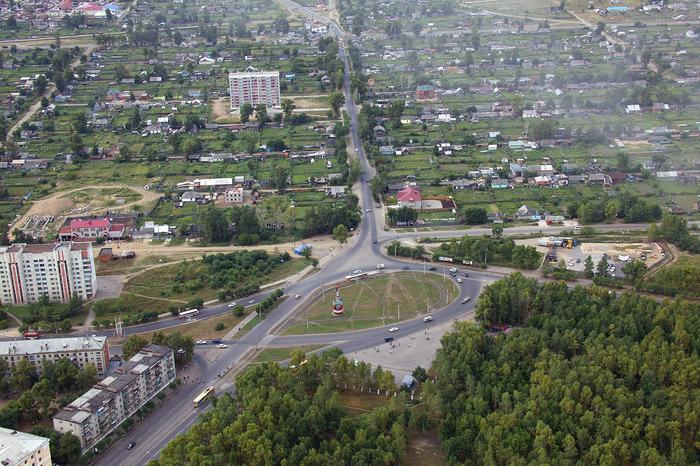 Фото Комсомольска-на-Амуре и его окрестностей.