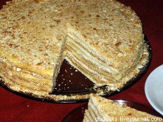 Рецепт торта елена