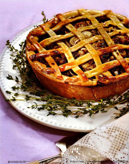 Пирог из говядины рецепты легкие в приготовлении