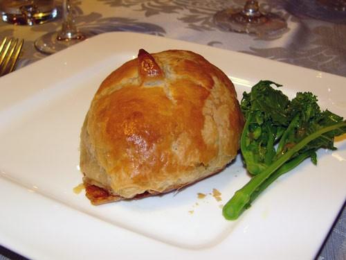 Мясо в тесте рецепт с фото