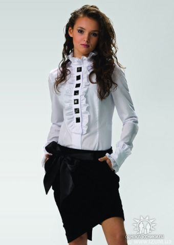 Красивые  блузки фото