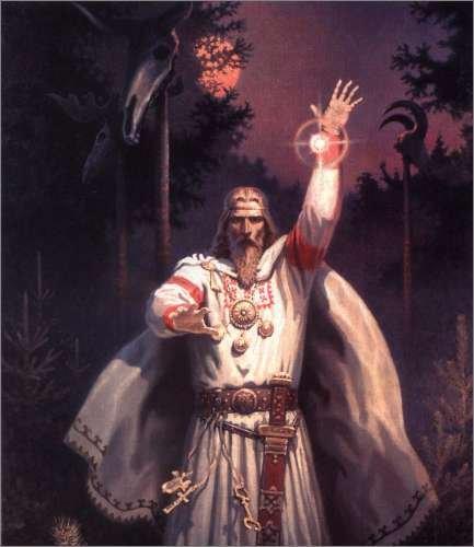 Обережные заговоры и ритуалы МастерВеда