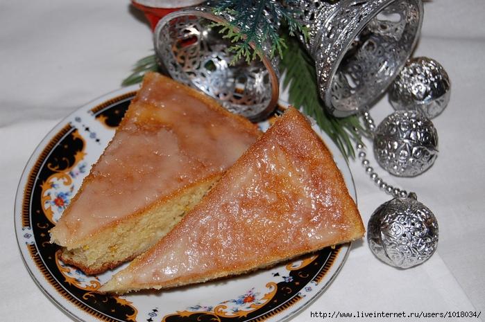рецепт приготовления торта лимонник
