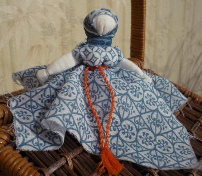 Изготовление кукол оберегов своими руками