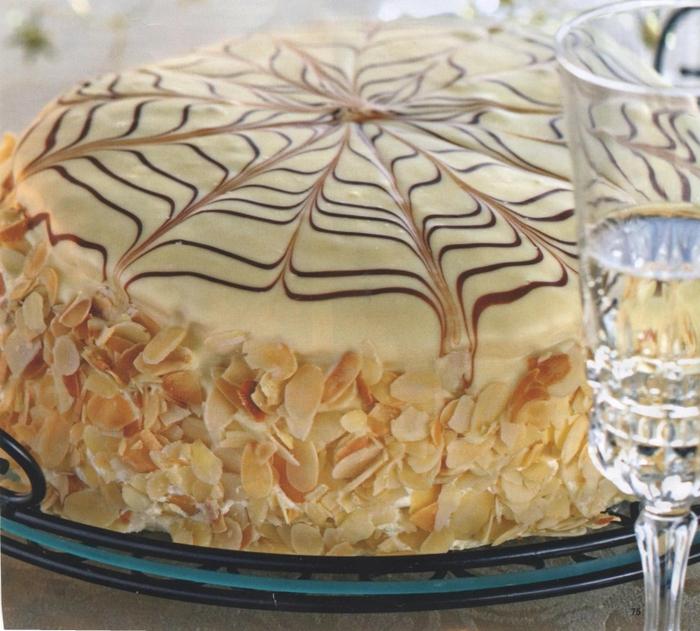 Украшение торта своими руками для