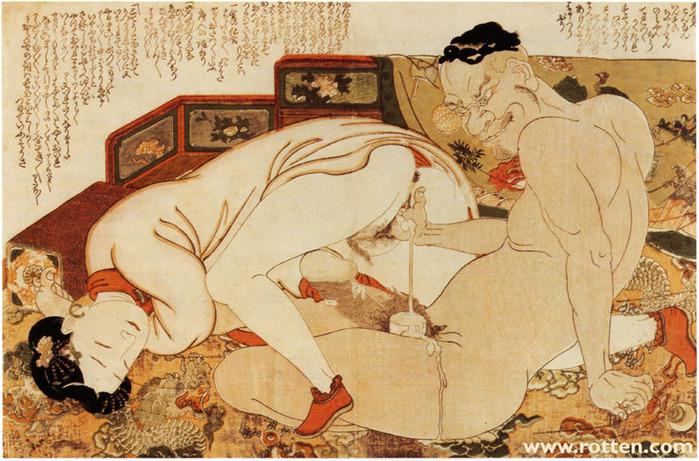 Порно японские рисунки 5433 фотография