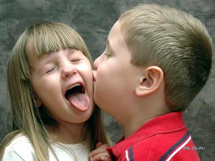 kisses pictures 7 months № 7752