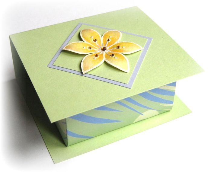 На блоге есть несколько уроков со схемами.  Понять можно легко.  А оформление.  Коробочка оригами.