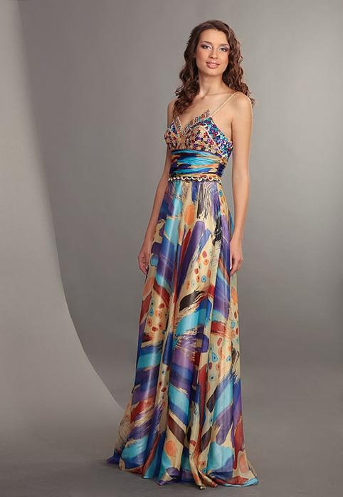 Qa 508 - Свадебные и вечерние платья коллекции 2012 от сети салонов...