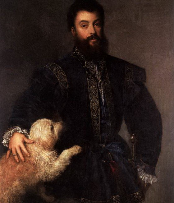 Тициан (Tiziano Veccellio))