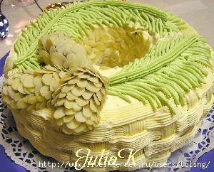 Чем украсить торт  Еда и кулинария  ШколаЖизниру