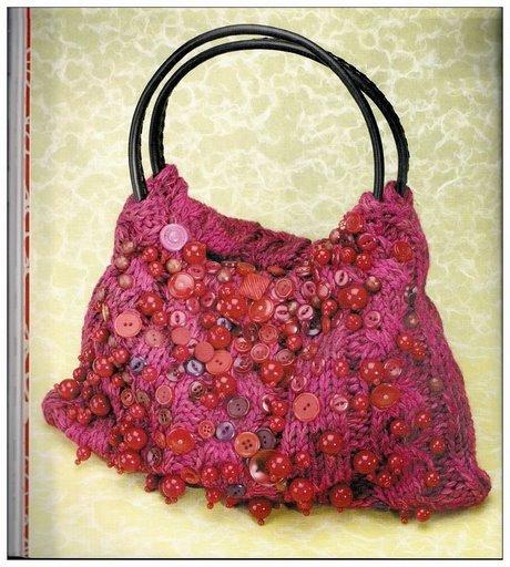 В книге описано 25 способов декорирования сумочек и кошельков...