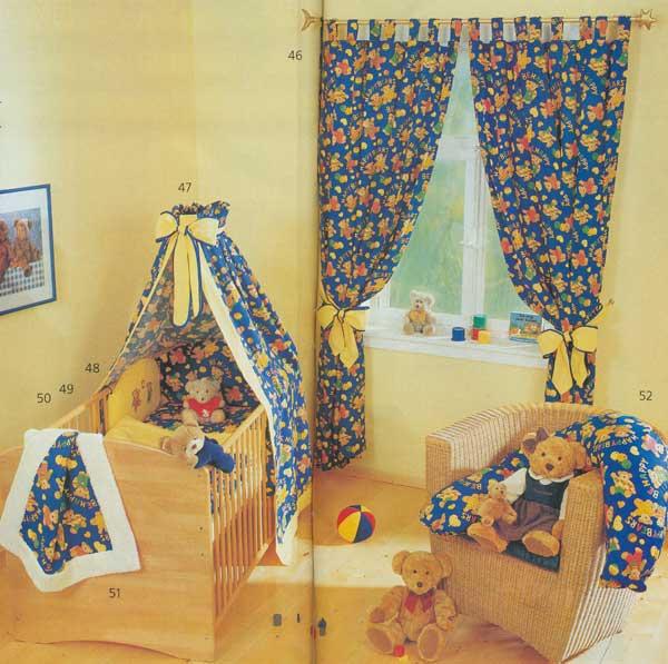 Как сшить штору в детскую своими руками фото