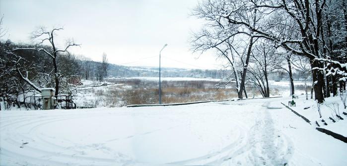 В кишинёве возвращение зимы в марте