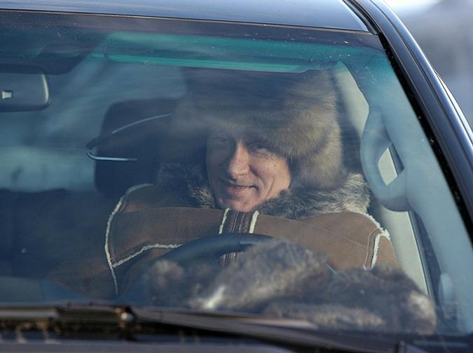 Премьер-министр России Владимир Путин…