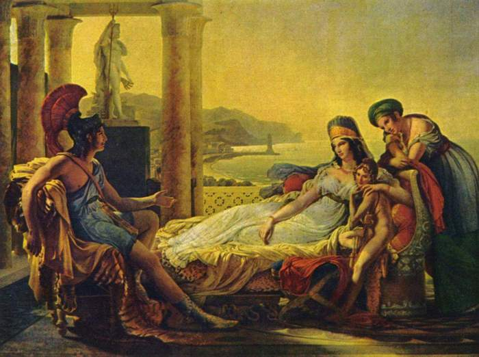the aeneid and medea The aeneid study guide contains a biography of virgil, literature essays, a complete e-text, quiz questions, major themes, characters, and a full summary and analysis.