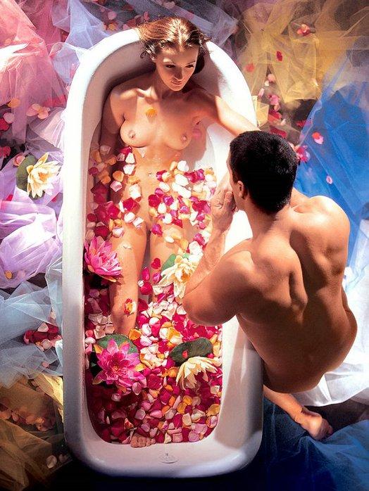 Секс машина лепестки роз фото 329-94