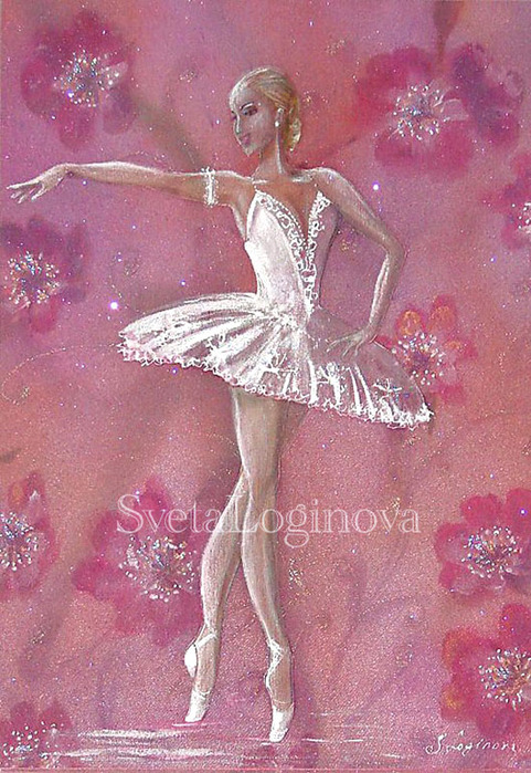 Как сделать балерину своими руками поэтапно