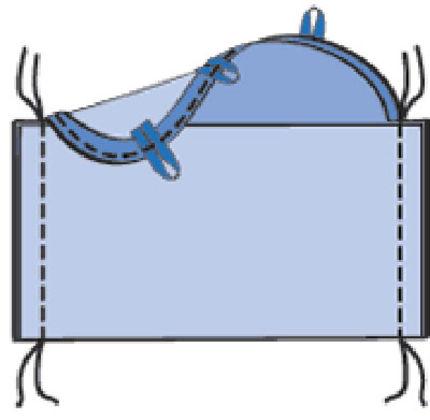 Куклы тильда выкройки с размерами - Выкройка