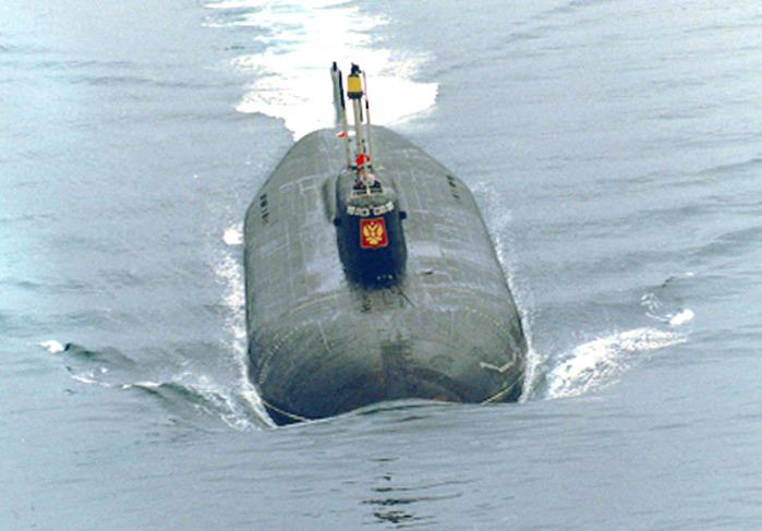 Подводный флот россии самое