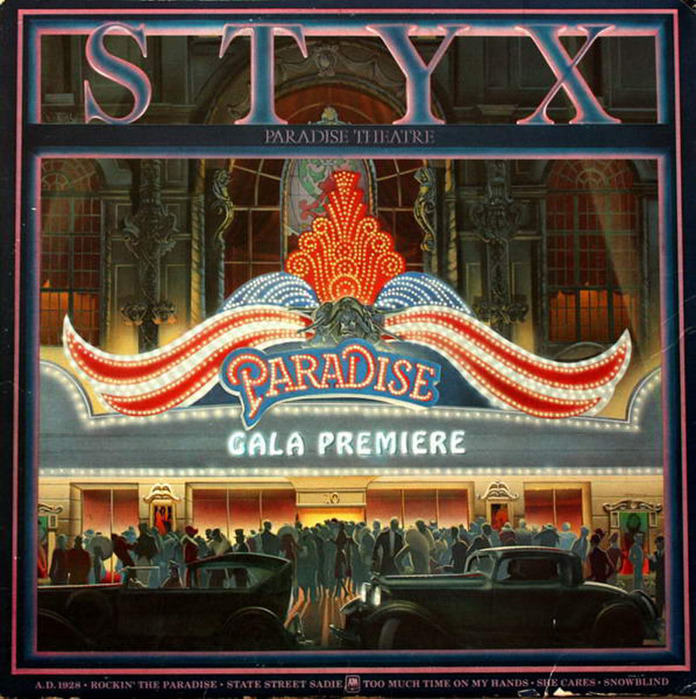 Styx Nothing Ever Goes As Planned