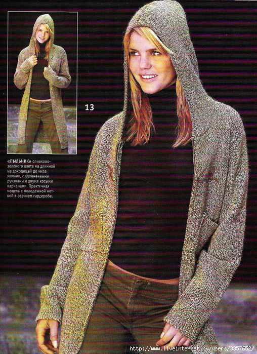Вязание на спицах Knitting.  СТИЛИ.  СЕЗОНЫ.