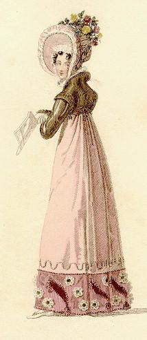 Женские Костюмы 1840 Года